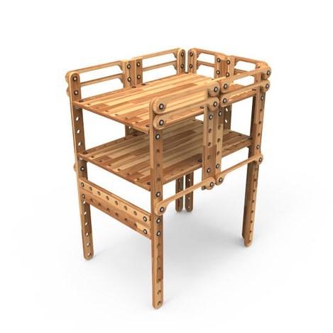 Previjalna miza