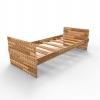 Previjalna miza s posteljo