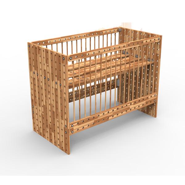Pohištvo, ki rate z vami - prvi primer