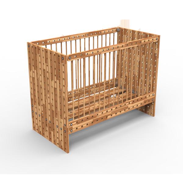 Pohištvo, ki rate z vami - drugi primer